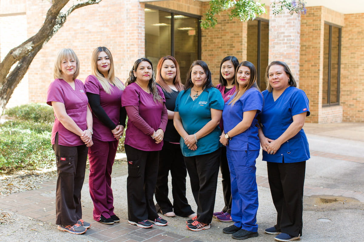 business office staff | Texas pain specialists